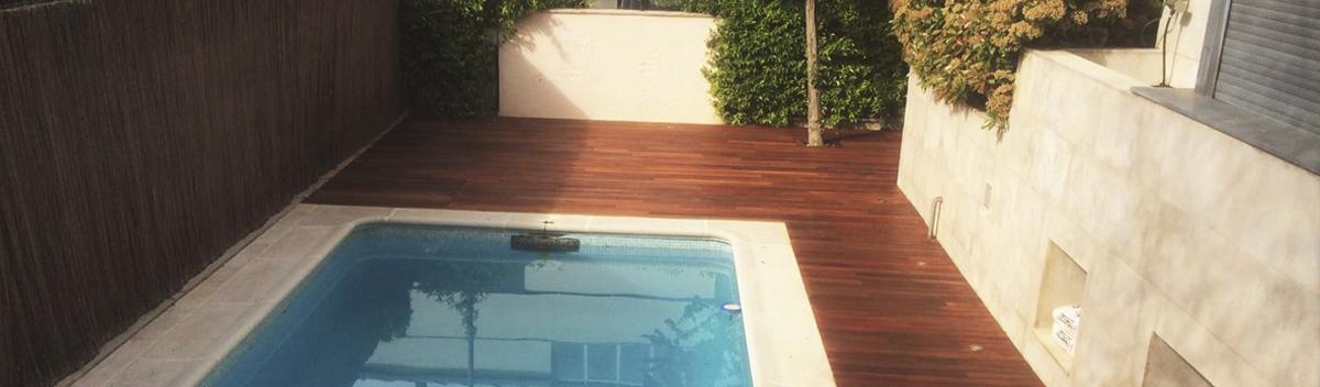 Suelo de madera para exteriores renovar pavimento madera for Suelos terrazas exteriores baratos