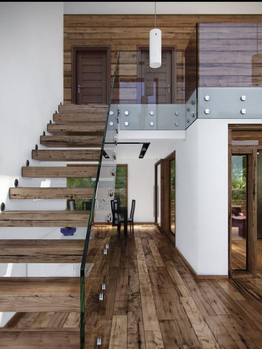 Ventajas y desventajas de instalar una escalera volada